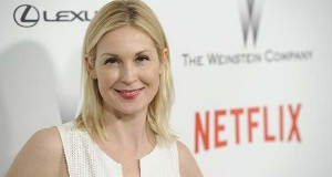 In this Jan. 11, 2015 file photo, Kelly Rutherford arrives at The Weinstein Company and Netflix Golden Globes afterparty at the Beverly Hilton Hotel in Beverly Hills, Calif. Court records released Tuesday, May 26, 2015, show that a Los Angeles judge granted Rutherford temporary custody of her son and daughter so that she may return them to the U.S. from Monaco, where they have been living with their father. (Photo by Chris Pizzello/Invision/AP, File)