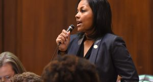 Del. Vanessa Atterbeary, D-Howard, is the sponsor of a bill that xxxxxxxxxx. (File photo)