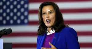 Michigan Gov. Gretchen Whitmer has signed an executive order creating the Task Force on Juvenile Justice Reform. (AP Photo/Carolyn Kaster, File)