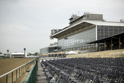 Pimlico Race Course in Baltimore