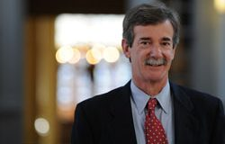 Maryland State Senator, Brian E. Frosh, Chairman of the Judicial Proceedings Committee