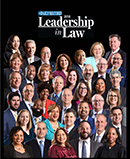 Leadership in Law cover image 2018