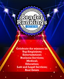 Reader Rankings 2018