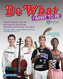 Be What I Want to Be cover image 2018