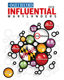 Influential Marylanders cover image 2019