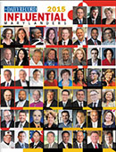Influential Marylanders cover image 2015