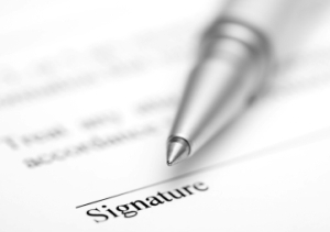settlement agreement