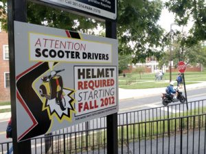 new scooter law