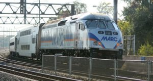 Bombardier Transportation Services USA's contract to run MARC's Camden and Brunswick lines runs for five years and eight months, and is worth $204.7 million.