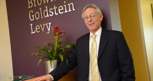 Joshua R. Treem left the firm he co-founded 32 years ago and has joined Brown Goldstein Levy.