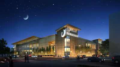 (Architectural rendering)