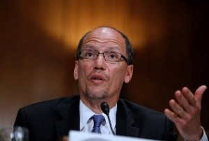 Senate OKs Perez to head Labor Department
