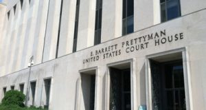 The U.S. Court of Appeals for the D.C. Circuit, above, is just one front in the compressor fight that also includes FERC and the U.S. District Court in Baltimore.