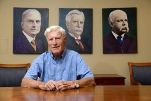 Diamond anniversary for Baltimore attorney