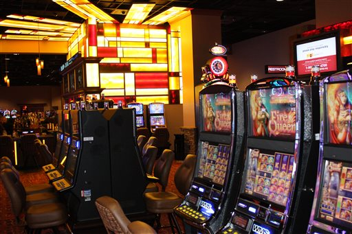 Best slots to play at rocky gap casino who booked this crap