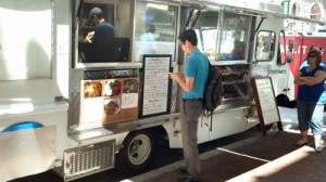 Food truck vendors praise 2011 changes to parking, licensing laws