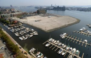 Air testing set for Harbor Point