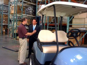Rosedale golf cart company expands, adds positions
