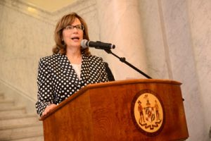 Court of Appeals Chief Judge Mary Ellen Barbera (File photo)