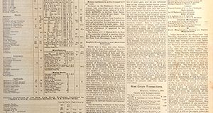 The Daily Record 1st issue 1888