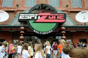 ESPN Zone settles with Inner Harbor workers