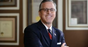Barry Levin, Saul Ewing Arnstein & Lehr's managing partner. (File)