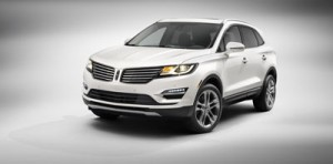 Lincoln thinkin' optimistically with new SUV
