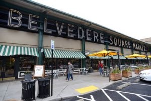 Belvedere Square remains one of the development success stories on the York Road corridor.