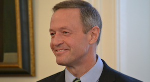 Gov. Martin J. O'Malley