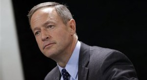 O'Malley, Simon find common ground on a train
