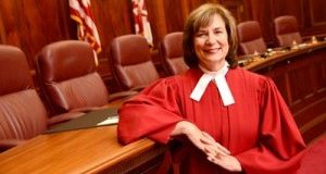 Court of Appeals Chief Judge Mary Ellen Barbera