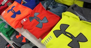 Under Armour brought in $642M in Q1
