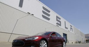 Tesla plugs in as Consumer Reports' No. 1 car