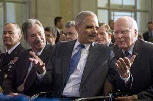 Patrick Leahy, Eric Holder, Keith Alexander, James Cole