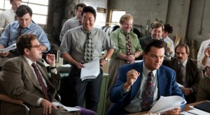 """Lawyer Andrew Greene claims """"The Wolf of Wall Street"""" character, Nicky """"Rugrat"""" Koskoff (top right) is based on him."""