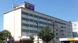 Choice Hotels Comfort Inn
