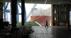 Port of Baltimore ready for new era of giant ships