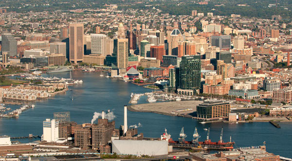 Baltimore: Downtown rising?