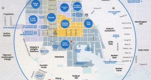 Downtown Neighborhoods Map