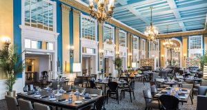 """The historic Lord Baltimore Hotel whas been recognized as one of the winners of the """"Best Historic Hotel"""" category in the 10Best Readers' Choice travel award contest sponsored by USA Today. (Photo courtesy Lord Baltimore Hotel)"""