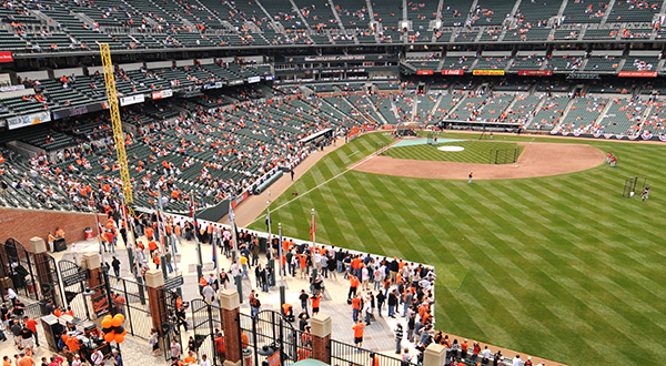 Orioles, Stadium Authority sued after ball fractures child's skull