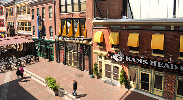 Rams Head also hit with ticket-surcharge lawsuit