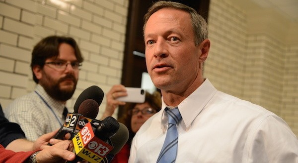O'Malley creates panel on pretrial reforms