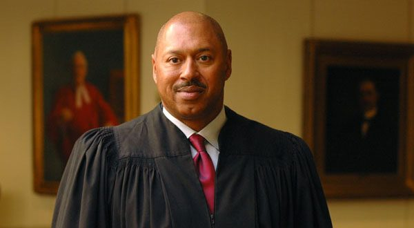 Sumner also named as defendants the Maryland Judiciary, two former administrative judges — Judge Keith E. Mathews, who retired in March 2010, and Judge John R. Hargrove Jr., who succeeded Mathews until returning to associate-judge status last September — and the District Court's Chief Judge Ben C. Clyburn, (pictured) who has announced he will retire in May. (File photo)