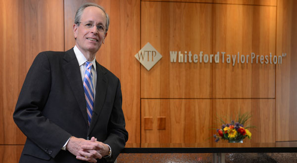 Matricciani leaves appeals court, returns to Whiteford Taylor