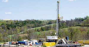 The commission is charged with producing a document containing best practices used in other states where hydraulic fracturing of shale deposits is done such as Ohio, Pennsylvania (pictured) and West Virginia. (AP Photo/Ralph Wilson)