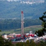 A natural gas well in West Virginia. (AP Photo/David Smith)