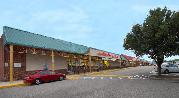 The Alameda marketplace sold for $11.3 million. (Courtesy of The Greysteel Company)
