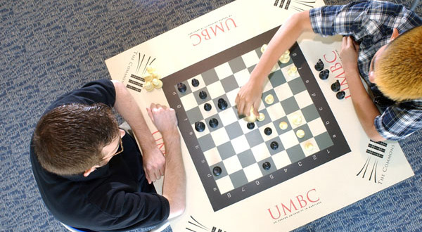UMBC and the 'cutthroat' world of collegiate chess