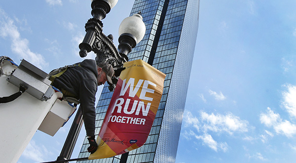 Boston Marathon sprints to bigger business